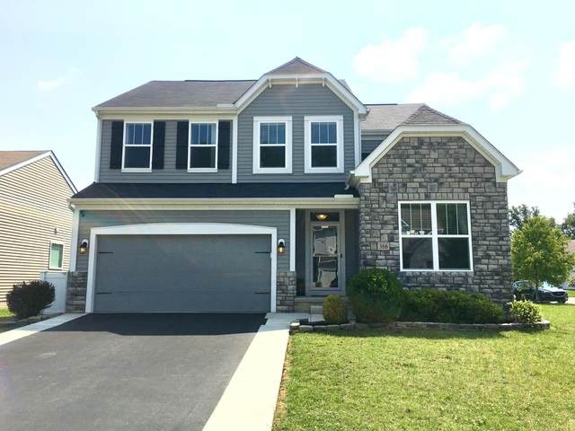366 Cloverhill Drive, Galloway, OH 43119 (MLS #221029161) :: Berkshire Hathaway HomeServices Crager Tobin Real Estate