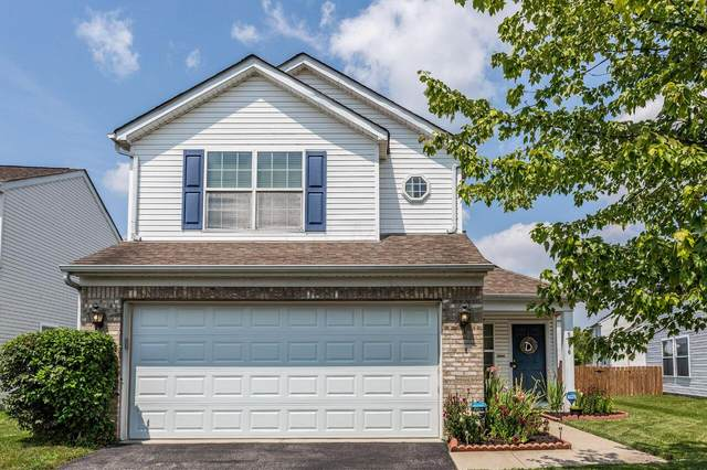 5816 Annmary Road, Hilliard, OH 43026 (MLS #221029182) :: Signature Real Estate