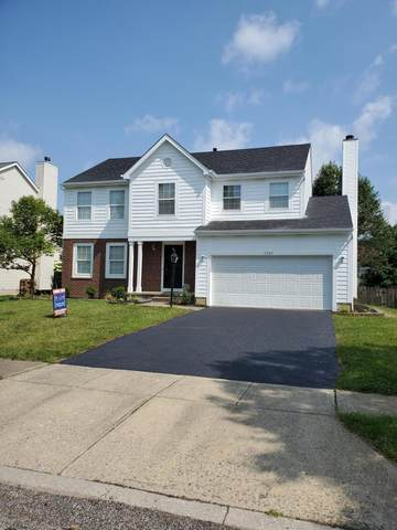 7397 Park Bend Drive, Westerville, OH 43082 (MLS #221029286) :: The Raines Group