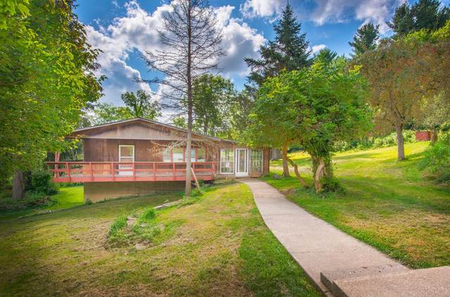 27617 Chestnut Ridge Road, Danville, OH 43014 (MLS #221029313) :: Sam Miller Team