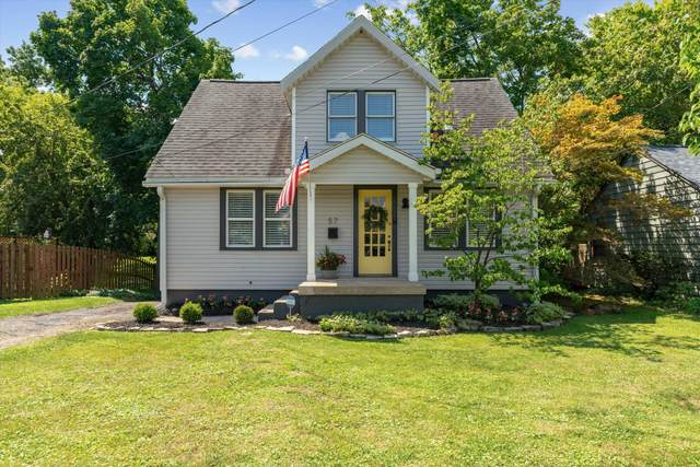 57 E Walnut Street, Westerville, OH 43081 (MLS #221029555) :: 3 Degrees Realty