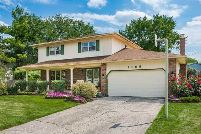1866 Hickory Hill Drive, Columbus, OH 43228 (MLS #221029564) :: ERA Real Solutions Realty