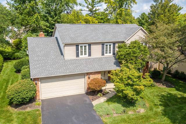 7799 Shermont Road, Dublin, OH 43016 (MLS #221029598) :: The Holden Agency