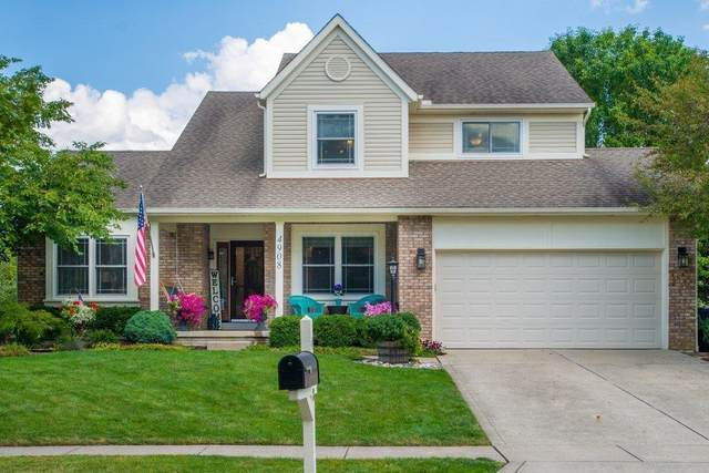 4908 Brixston Drive, Hilliard, OH 43026 (MLS #221029734) :: The Holden Agency