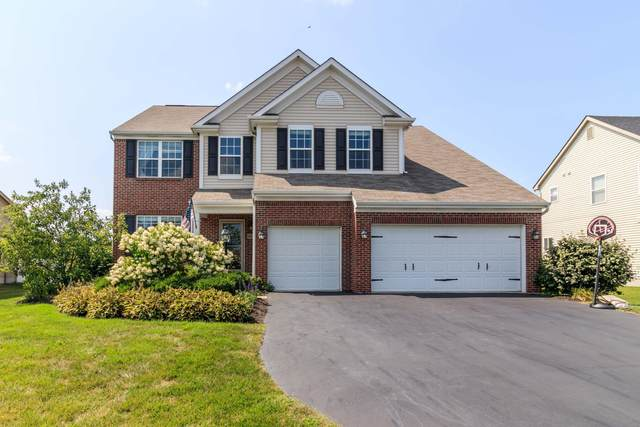 6419 Falling Meadows Drive, Galena, OH 43021 (MLS #221029735) :: The Holden Agency