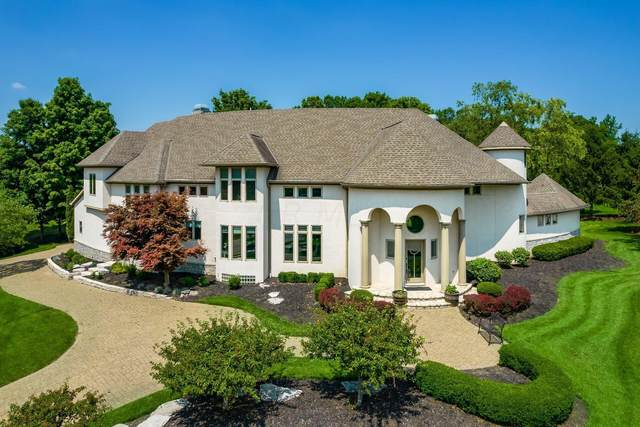 4602 Sandwich Court, Dublin, OH 43016 (MLS #221030001) :: ERA Real Solutions Realty