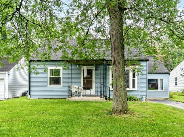 965 Sells Avenue, Columbus, OH 43212 (MLS #221030051) :: The Holden Agency