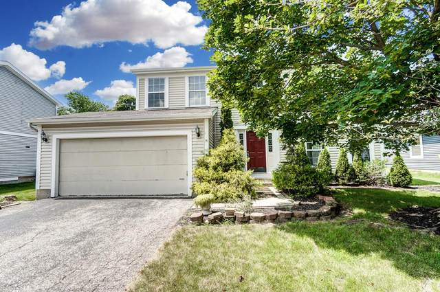 3047 Castlebrook Avenue, Hilliard, OH 43026 (MLS #221030273) :: ERA Real Solutions Realty