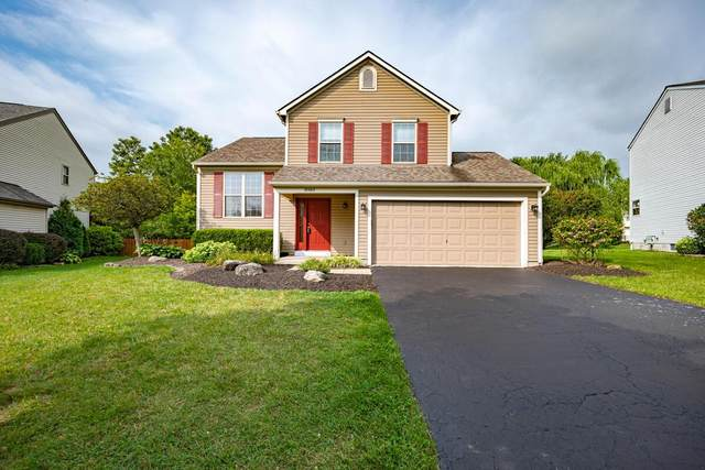 8989 Newmills Lane, Lewis Center, OH 43035 (MLS #221030507) :: ERA Real Solutions Realty