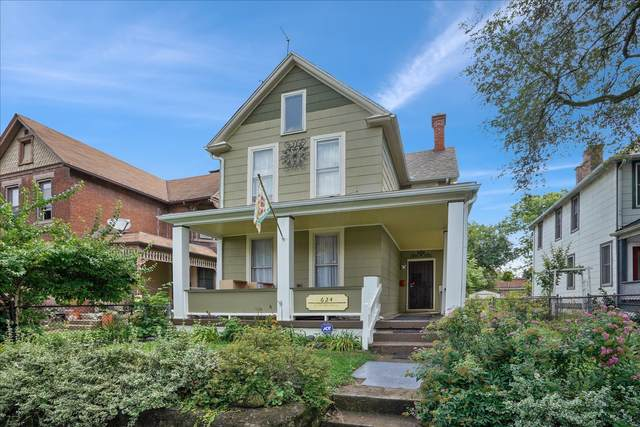 624 S Champion Avenue, Columbus, OH 43205 (MLS #221031010) :: The Tobias Real Estate Group