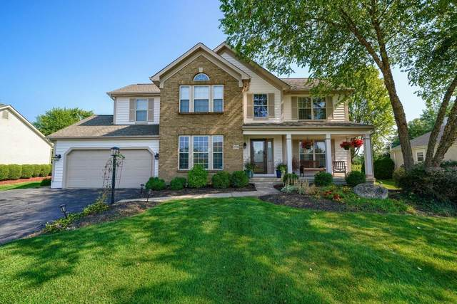 2728 Bryton Drive, Powell, OH 43065 (MLS #221031237) :: The Holden Agency