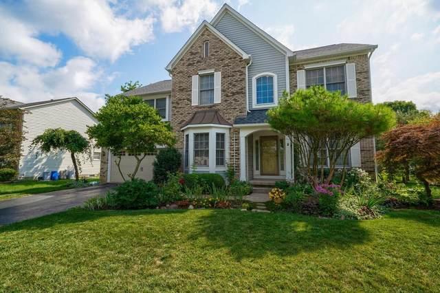 4082 Treebrook Drive, Hilliard, OH 43026 (MLS #221031458) :: Greg & Desiree Goodrich | Brokered by Exp
