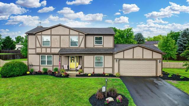 1551 Ojibwas Court, Grove City, OH 43123 (MLS #221031683) :: ERA Real Solutions Realty