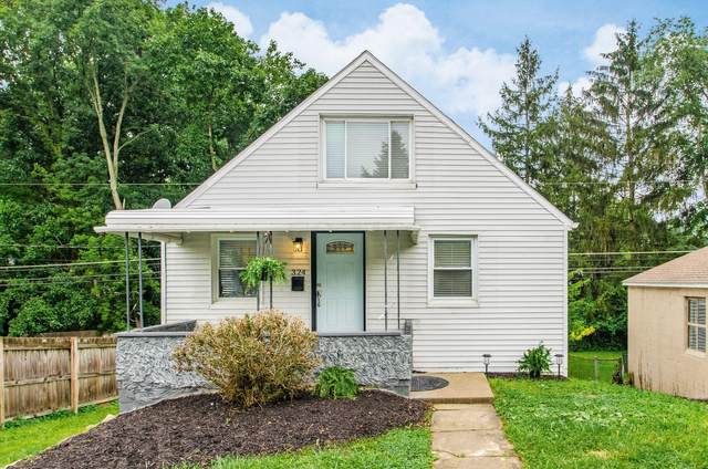 324 Chase Road, Columbus, OH 43214 (MLS #221031703) :: MORE Ohio