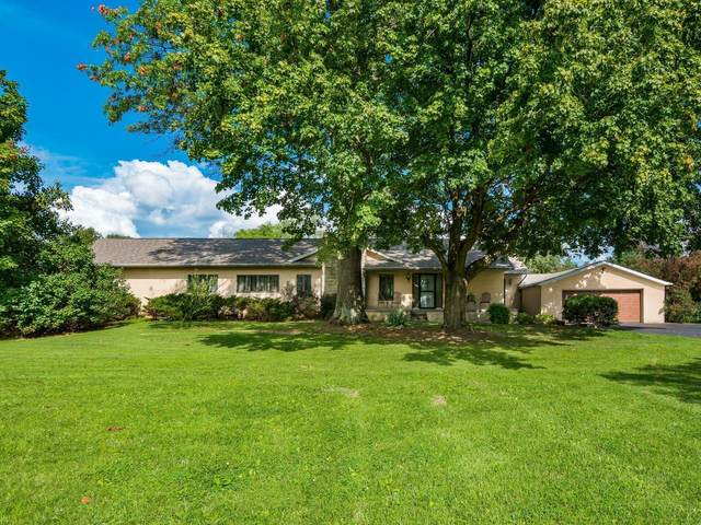 3141 E Powell Road, Lewis Center, OH 43035 (MLS #221031786) :: The Gale Group