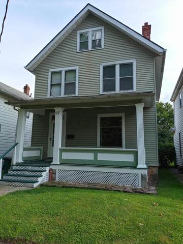 37 E Welch Avenue, Columbus, OH 43207 (MLS #221032083) :: ERA Real Solutions Realty