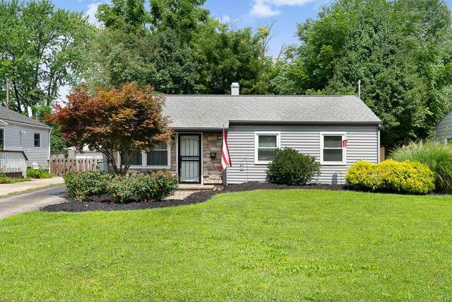 890 Strimple Avenue, Columbus, OH 43229 (MLS #221032183) :: 3 Degrees Realty