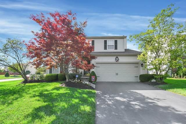 8372 Priestley Drive, Reynoldsburg, OH 43068 (MLS #221032831) :: 3 Degrees Realty
