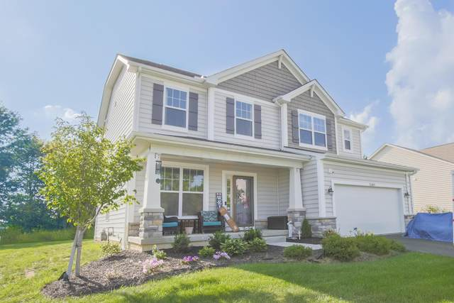 12469 Preservation Way NW, Pickerington, OH 43147 (MLS #221032862) :: Exp Realty