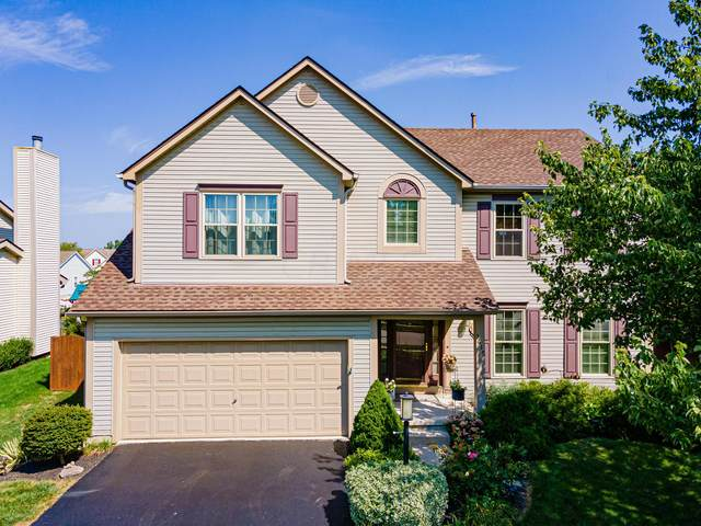 1415 Cottonwood Drive, Lewis Center, OH 43035 (MLS #221032962) :: ERA Real Solutions Realty