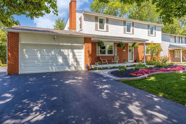 3660 Wenwood Drive, Hilliard, OH 43026 (MLS #221033202) :: Exp Realty