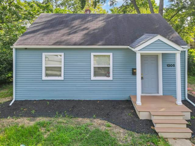 1205 E 23rd Avenue, Columbus, OH 43211 (MLS #221033477) :: 3 Degrees Realty