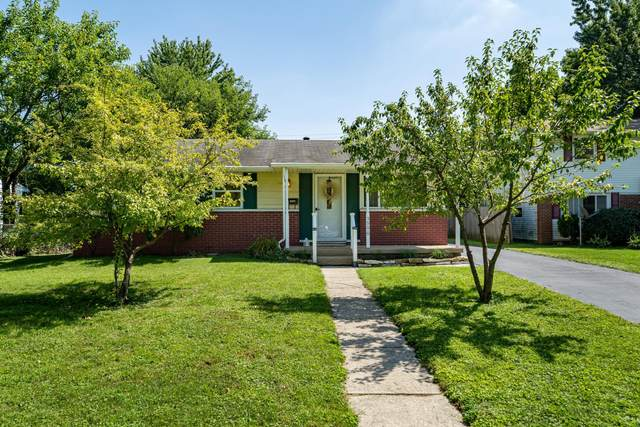 5990 Chesterton Square E, Columbus, OH 43229 (MLS #221033577) :: ERA Real Solutions Realty