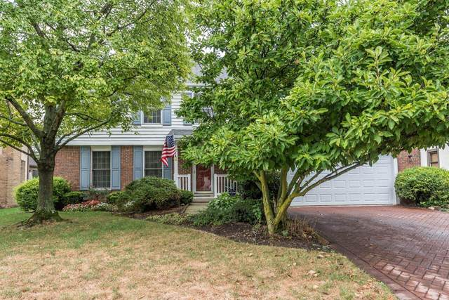 1984 Thistlewood Court, Columbus, OH 43235 (MLS #221033816) :: Exp Realty