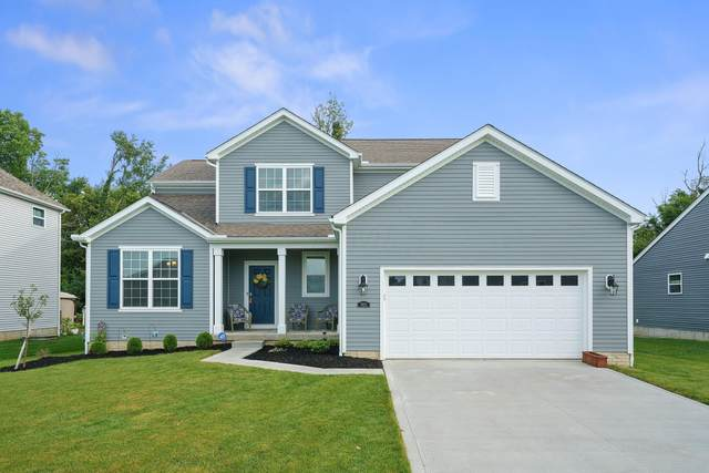 7623 Gundy Drive, Canal Winchester, OH 43110 (MLS #221033844) :: Berkshire Hathaway HomeServices Crager Tobin Real Estate