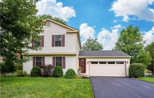 3712 Cypress Creek Drive, Columbus, OH 43228 (MLS #221033966) :: The Holden Agency