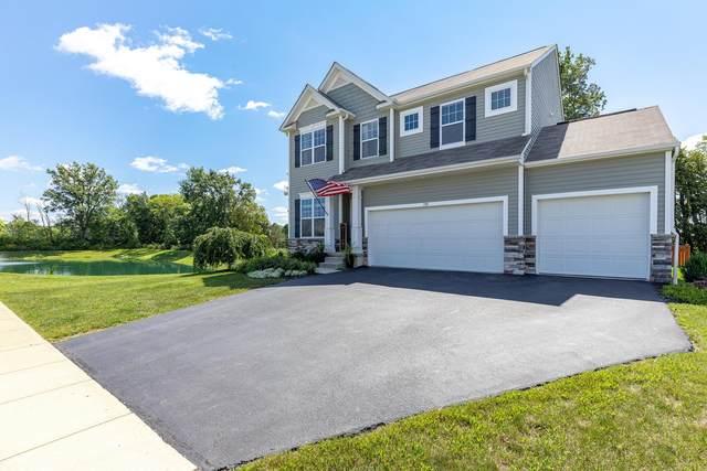 711 Deer Run Drive, Marysville, OH 43040 (MLS #221034006) :: Simply Better Realty