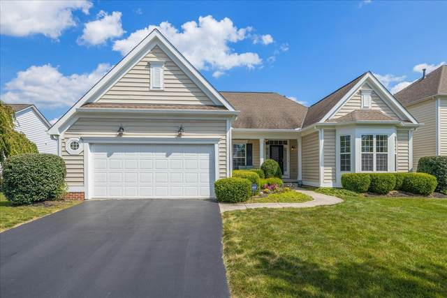 4394 Kathryns Way, Hilliard, OH 43026 (MLS #221034178) :: The Holden Agency