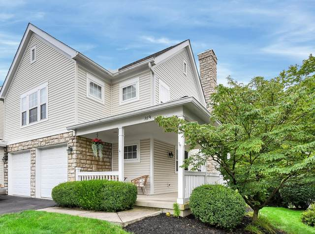 369 Sycamore Ridge Way #369, Gahanna, OH 43230 (MLS #221034233) :: Greg & Desiree Goodrich | Brokered by Exp