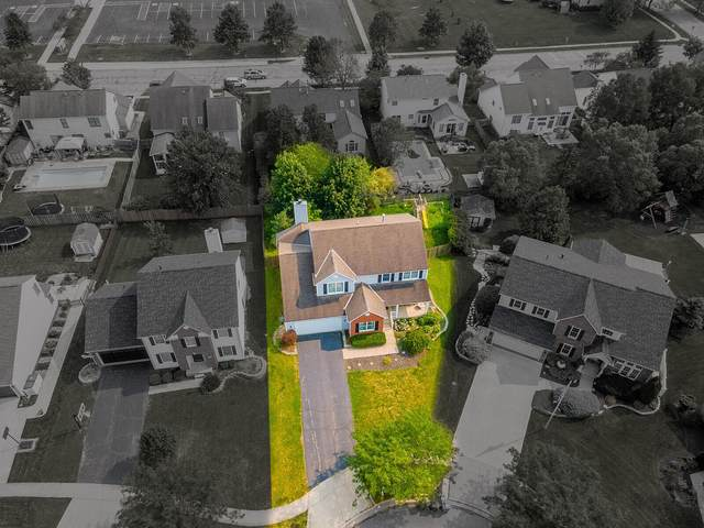 811 Lone Rise Drive W, Marysville, OH 43040 (MLS #221034436) :: ERA Real Solutions Realty