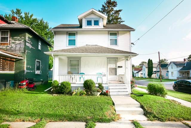 232 Wallace Street, Marion, OH 43302 (MLS #221034880) :: MORE Ohio