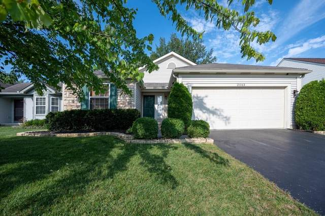 2043 Winding Hollow Drive, Grove City, OH 43123 (MLS #221034924) :: Greg & Desiree Goodrich | Brokered by Exp