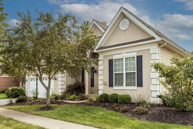 4791 Saint Medan Drive, Westerville, OH 43082 (MLS #221034948) :: 3 Degrees Realty