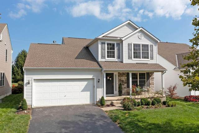 52 Gold Meadow Drive, Lewis Center, OH 43035 (MLS #221034961) :: The Holden Agency