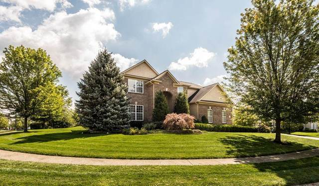 3215 Wind Drive, Lewis Center, OH 43035 (MLS #221034967) :: Sandy with Perfect Home Ohio