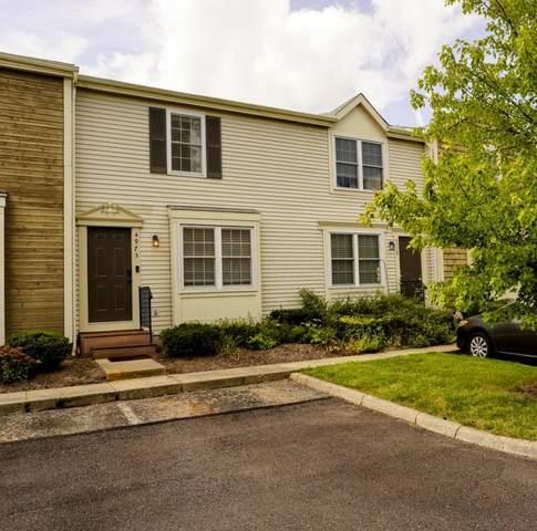 4973 Singleton Drive 15B, Hilliard, OH 43026 (MLS #221034977) :: ERA Real Solutions Realty