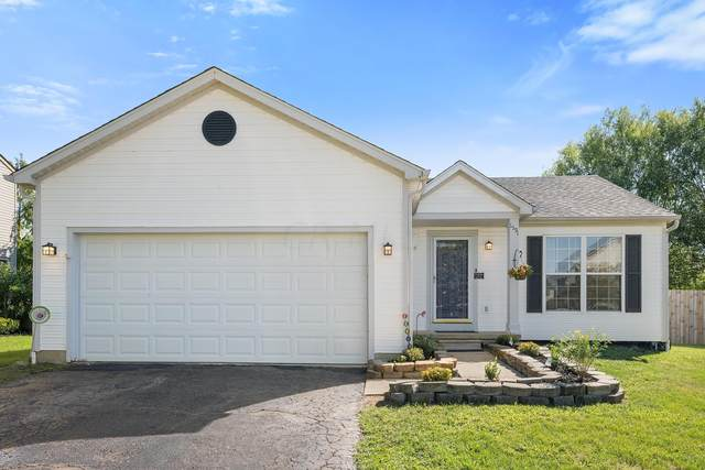 1591 Valley Drive, Marysville, OH 43040 (MLS #221035103) :: Exp Realty