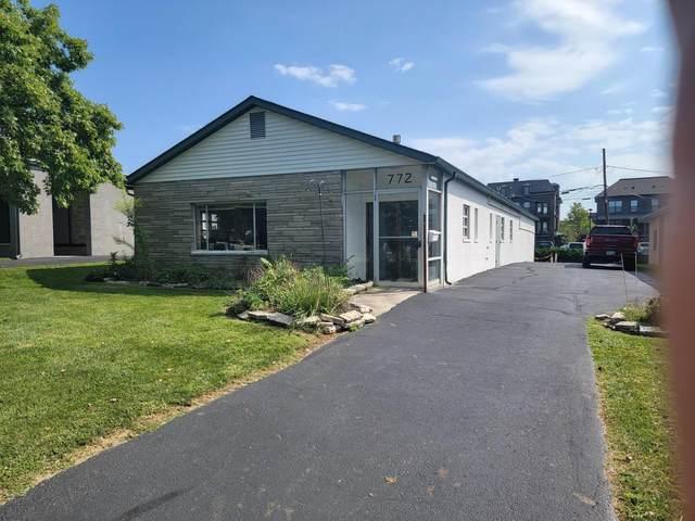 772 Northwest Boulevard, Grandview Heights, OH 43212 (MLS #221035144) :: Keller Williams Classic Properties Realty