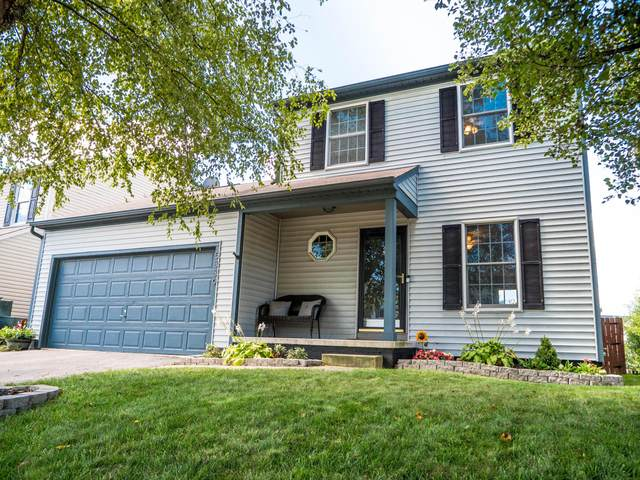 5339 Rifle Drive, Canal Winchester, OH 43110 (MLS #221035358) :: Signature Real Estate