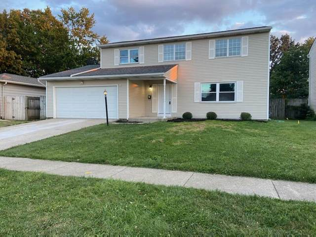 1719 Nestling Drive, Columbus, OH 43229 (MLS #221035459) :: ERA Real Solutions Realty