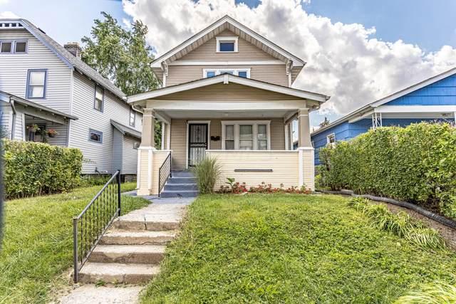 679 E Kossuth Street, Columbus, OH 43206 (MLS #221035531) :: The Holden Agency