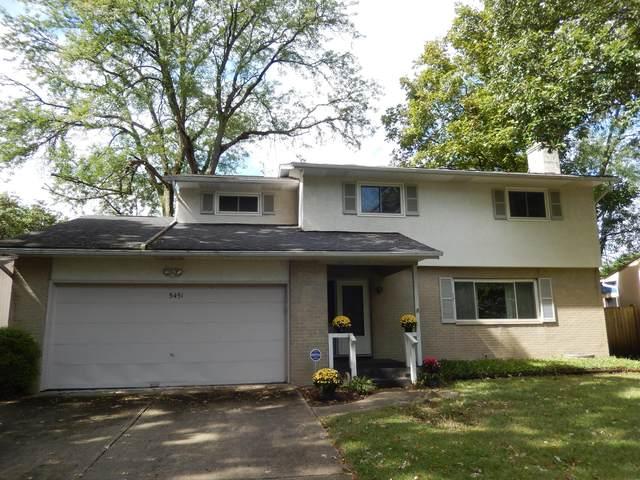 5451 Rockwood Road, Columbus, OH 43229 (MLS #221035589) :: Greg & Desiree Goodrich | Brokered by Exp