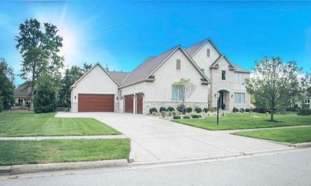 13848 Violet Meadows Boulevard, Pickerington, OH 43147 (MLS #221035739) :: ERA Real Solutions Realty
