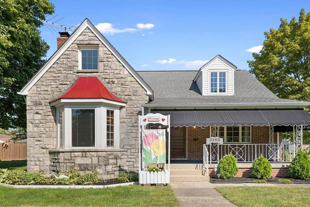3366 Wicklow Road, Columbus, OH 43204 (MLS #221036321) :: Sandy with Perfect Home Ohio