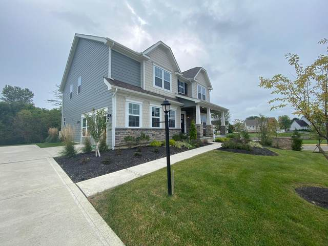 4241 Topsaild Drive, Lewis Center, OH 43035 (MLS #221036369) :: Greg & Desiree Goodrich | Brokered by Exp