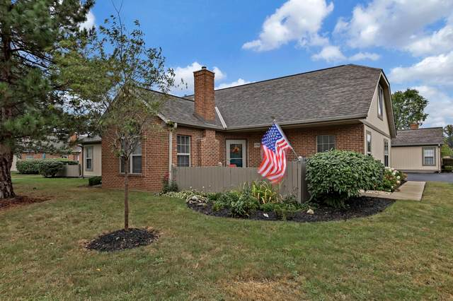 6798 Chateau Chase Drive #6798, Columbus, OH 43235 (MLS #221036440) :: Signature Real Estate